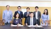 Lễ ký kết kết thỏa thuận hợp tác giữa ngành du lịch Hàn Quốc với các công ty du lịch Việt Nam tại Hà Nội