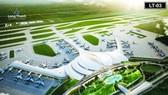 Phương án LT03 lấy ý tưởng từ hình ảnh hoa sen cách điệu của tư vấn Heerim Architects & Planners Co.Ltd (Hàn Quốc) được chọn thiết kế kiến trúc Nhà ga hành khách CHKQT Long Thành.