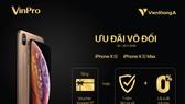 Ưu đãi khi mua iPhone 2018 tại VinPro và Viễn Thông A