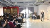 Chương trình Digital 4.0 tại trung tâm YNest tại Hà Nội, ngày 10/12. (Ảnh: BTC)