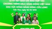 Nestlé mở rộng chương trình Năng động Việt Nam tại ĐBSCL