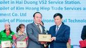"""Trao giải thưởng """"Nhà vệ sinh công cộng tốt nhất ASEAN"""" năm 2019"""