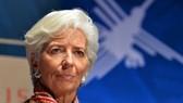 Tổng Giám đốc điều hành IMF Christine Lagarde. (Nguồn: AFP)