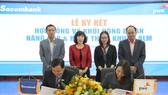 Sacombank-PWC ký kết dự án nâng cấp khung quản lý tài sản nợ