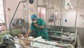 Bệnh nhân K. được phẫu thuật thành công.