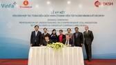 Vingroup ký kết hợp tác chiến lược Tập đoàn DKSH