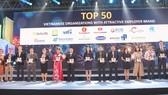 SCB top 5 ngân hàng Việt có môi trường làm việc tốt nhất