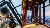 Hé lộ hình ảnh đầu tiên từ đài quan sát cao nhất Đông Nam Á giữa Sài Gòn