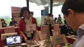 Ngày hội kết nối doanh nghiệp - trong khuôn khổ Diễn đàn Kinh tế tư nhân Việt Nam 2019. (Ảnh: PV/Vietnam+)