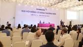ĐHCĐ Eximbank 2019 lần 2 bất thành: Tranh cãi gay gắt tư cách chủ tọa đoàn