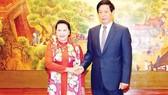 Phát huy và làm phong phú nội hàm quan hệ Việt Nam - Trung Quốc