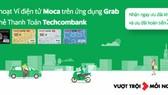 Ví điện tử Moca liên kết với Techcombank