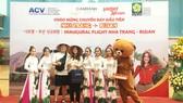 Vietjet khai trương đường bay Nha Trang-Busan (Hàn Quốc)
