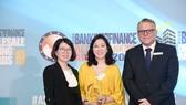 PVcomBank được vinh danh 3 giải thưởng quốc tế từ Tạp chí ABF
