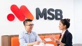 Lợi nhuận trước thuế MSB tăng 192%