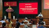 Bồi dưỡng cán bộ quy hoạch Ban Chấp hành Đảng bộ quận