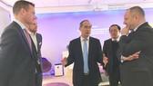 Bí thư Thành ủy TPHCM Nguyễn Thiện Nhân kêu gọi Tập đoàn Philips xây dựng trung tâm thử nghiệm trong lĩnh vực y tế hiện đại tại TPHCM