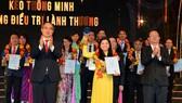 Chia sẻ từ các tác giả đoạt giải Nhất Giải thưởng Sáng tạo TPHCM năm 2019