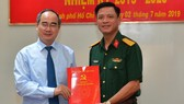 Đại tá Nguyễn Trường Thắng giữ chức Phó Bí thư Đảng ủy Quân sự TPHCM