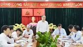 Bí thư Thành ủy TPHCM Nguyễn Thiện Nhân: Lấy ý kiến của người dân đánh giá về kết quả chống ngập