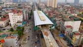 Dự án đường sắt đô thị Hà Nội, tuyến Cát Linh - Hà Đông sử dụng nguồn vốn vay từ Trung Quốc