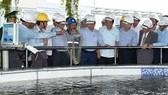 Dự kiến ngày 24-9, kiểm tra công trình bảo vệ môi trường của Formosa Hà Tĩnh 