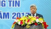 Thứ trưởng Bộ TNMT Nguyễn Linh Ngọc phát biểu tại hội thảo