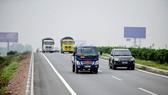 Một đoạn đường cao tốc Bắc - Nam đã được đưa vào khai thác