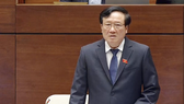 Chánh án Toà án Nhân dân Tối cao (TAND) Nguyễn Hòa Bình