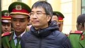 Bị cáo Giang Kim Đạt tại phiên toà
