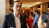 Ông Vũ Hồng Thanh, Chủ nhiệm Ủy ban Kinh tế của Quốc hội