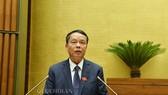 Chủ nhiệm Ủy ban Quốc phòng – An ninh Võ Trọng Việt
