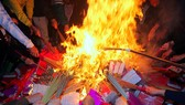 Cẩn thận với nguy cơ cháy ở các cơ sở thờ tự  