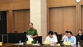 Thượng tướng Lê Quý Vương, Thứ trưởng Bộ Công an hồi đáp từng vụ việc