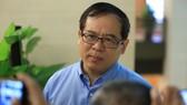 Nguyễn Quốc Hưng (Hà Nội) đề xuất thu phí chia tay khi xuất cảnh. Ảnh: VIẾT CHUNG