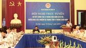 Ủy viên Bộ Chính trị, Phó Thủ tướng Vương Đình Huệ tham dự, chỉ đạo Hội nghị trực tuyến sơ kết công tác 6 tháng đầu năm 2019 và triển khai nhiệm vụ trọng tâm 6 tháng cuối năm của Bộ Kế hoạch và Đầu tư