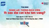 TPHCM thiếu trầm trọng nguồn nhân lực thông dịch viên