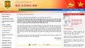 Bộ Công an thông tin kết quả điều tra vụ án Phan Văn Anh Vũ
