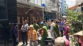 Người phụ nữ nghi bị giết, cướp tài sản ở quận Tân Phú