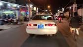 """""""Ly kỳ"""" chuyện truy tìm tài xế xe biển xanh 80B hú còi ưu tiên inh ỏi trên đường phố"""