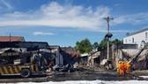 Vụ cháy xe bồn chở xăng ở Bình Phước: Xe bồn chạy với tốc độ gần 100km/h