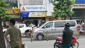 Ngân hàng Việt Á nơi xảy ra vụ việc