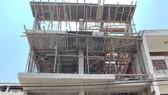Rơi từ tầng 1 công trình, nữ công nhân bị thương chấn thương sọ não