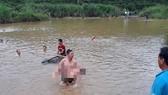 Bơi ở hồ, 2 chị em ruột đuối nước thương tâm