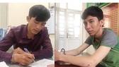 Hai đối tượng Trần Tuấn Anh và Nguyễn Vũ Hoàng Nam