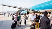 Vietnam Airlines tăng 40 chuyến bay phục vụ cao điểm lễ 2-9. Ảnh: Đ.T