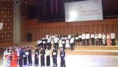Lễ trao học bổng Hỗ trợ tài năng trẻ 2017