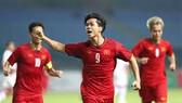 Công Phượng ghi bàn mang lại chiến thắng cho Đội tuyển Olympic Việt Nam tại ASIAD 2018
