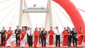 Thủ tướng Nguyễn Xuân Phúc phát lệnh thông xe cao tốc Hạ Long- Hải Phòng