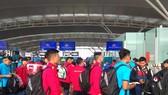 Đội tuyển Việt Nam lên đường dự AFC Asian Cup 2019